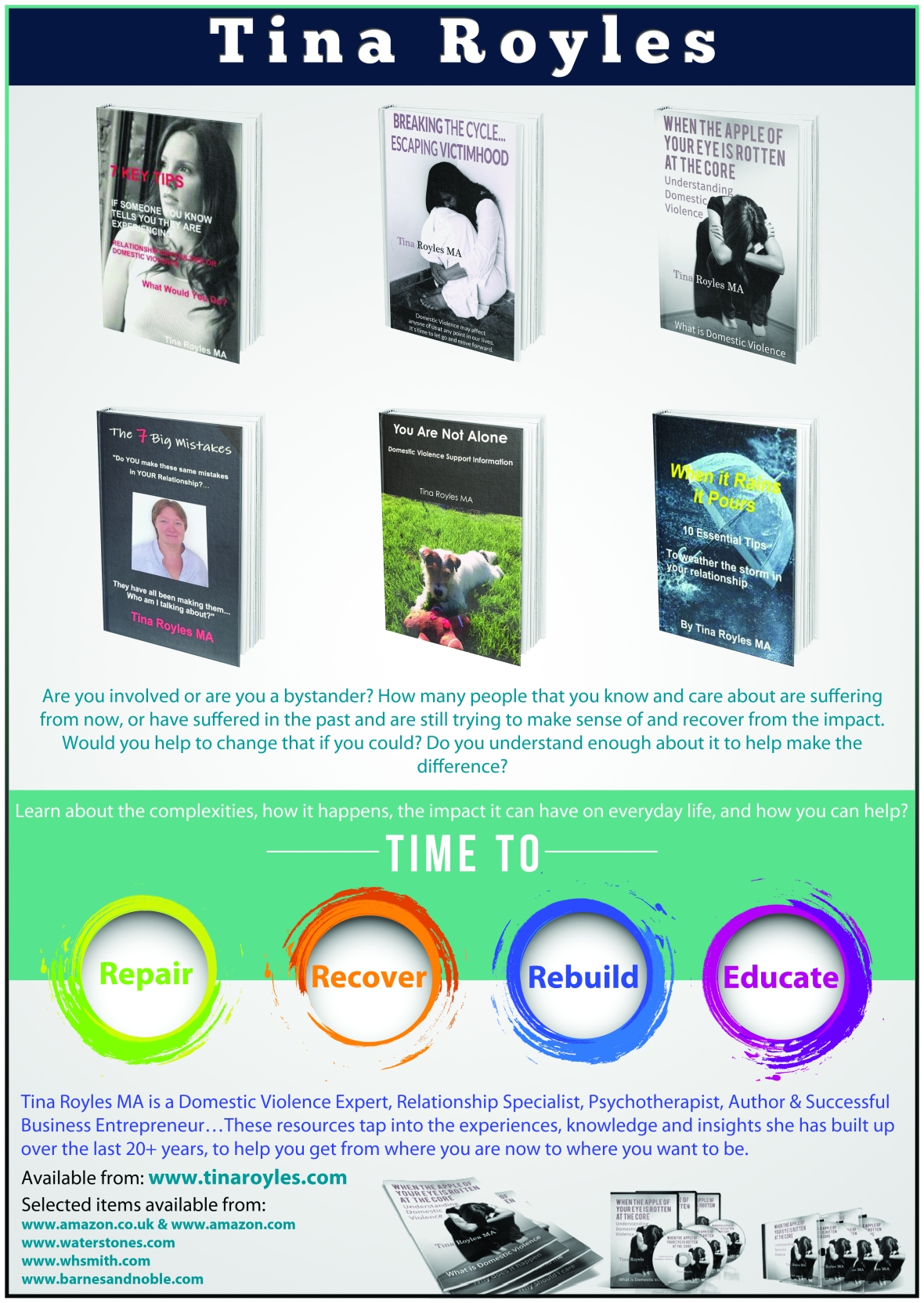 TR Product Infographic